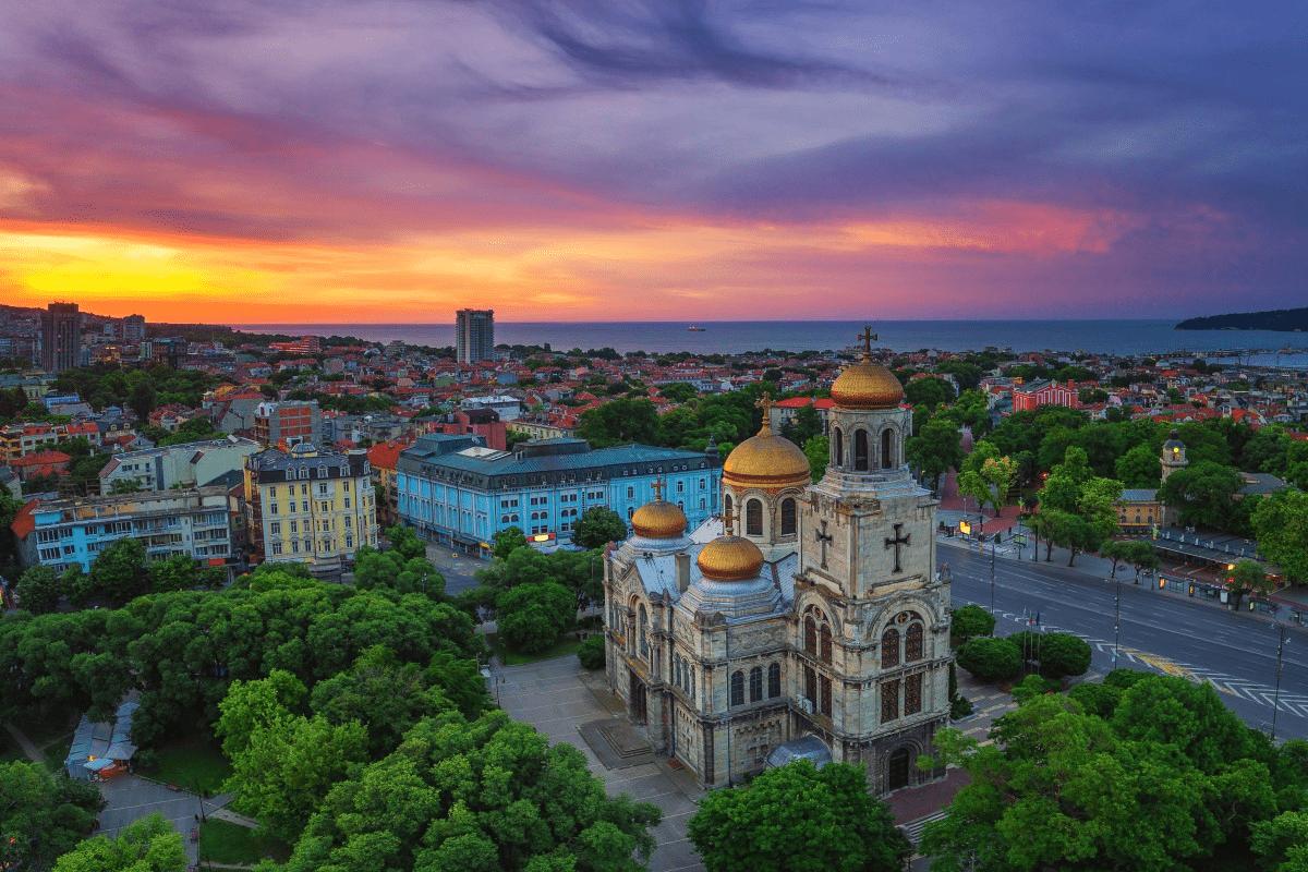 Киев-Варна